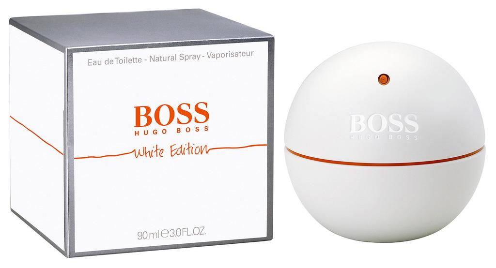 عطر هوگو باس وايت اديشن-Hugo Boss White Edition
